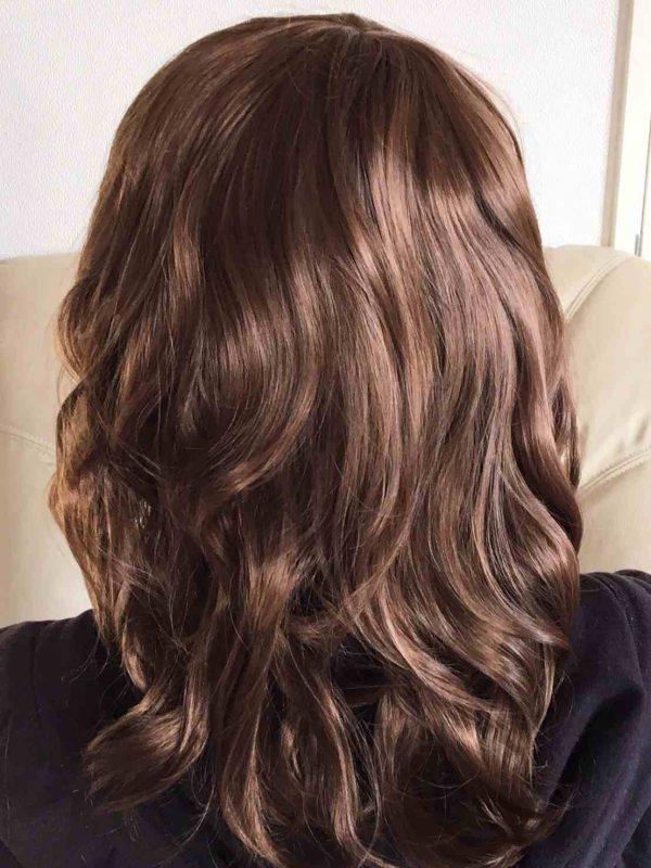 Brown Short Wig